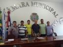 Visita do Deputado Marcos Montes
